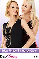 Erica Fontes & Lindsey Olsen / Duo