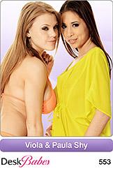 Viola & Paula Shy / Duo